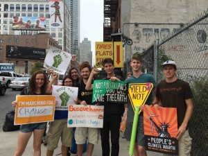 The People's Climate March In Depth